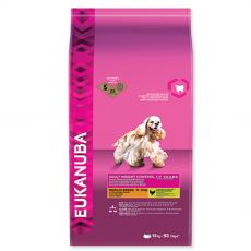 EUKANUBA ADULT MEDIUM Light / Weight Control - 15 kg
