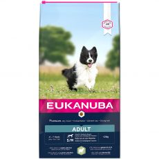 EUKANUBA ADULT Small & Medium Lamb - 12 kg