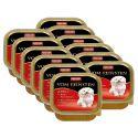 ANIMONDA paštéta - hov. mäso + morčacie srdcia, 12 x 150 g
