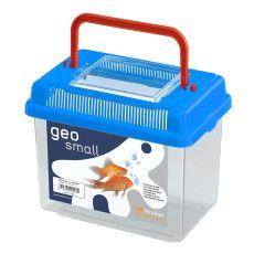 Plastová prepravka Ferplast GEO SMALL - modrá, 1L