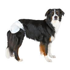 Plienky pre psov - 12 ks, veľkosť M