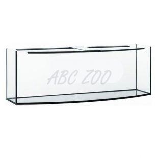 Akvarium oválne 200x60x60cm / 720L