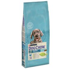 PURINA DOG CHOW PUPPY Large Breed TURKEY 14kg