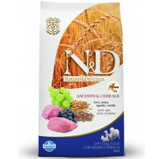 Farmina N&D dog LG ADULT MINI Lamb & Blueberry 2,5 kg