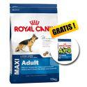 ROYAL CANIN MAXI ADULT 15kg + 4kg GRATIS