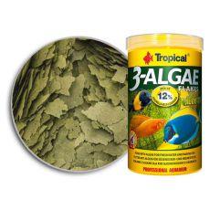 TROPICAL 3-Algae Flakes 250ml/50g