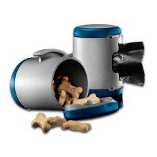 Flexi Vario Multi Box - zásobník, modrý + vrecúška na odpad