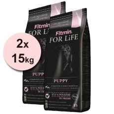 Fitmin FOR LIFE Puppy All Breeds 2x15kg + DOPRAVA ZDARMA