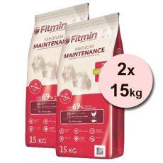 Fitmin MEDIUM Maintenance 2x15kg + DOPRAVA ZDARMA