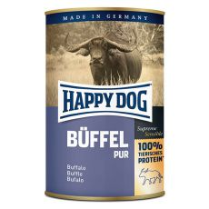 Happy Dog Pur - Büffel 400g / byvolie mäso