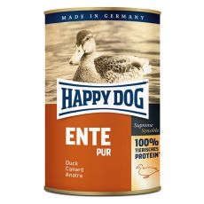 Happy Dog Pur - Ente 400g / kačka