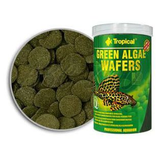 TROPICAL Green Algae Wafers 250ml/113g
