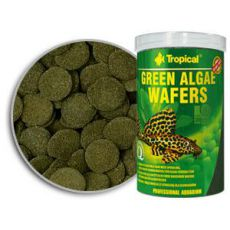 TROPICAL Green Algae Wafers 100ml/45g
