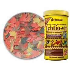 TROPICAL Ichtio-vit 250ml/50g mnohozložkové