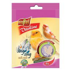 VITAPOL - zmes Vitaline Sing Sing pre vtáky, 20 g