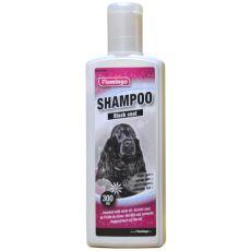 Šampón pre psov s čiernou srsťou 300ml