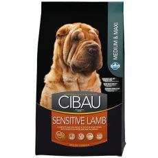 Farmina MO SP CIBAU dog SENSITIVE Lamb MEDIUM & MAXI 12 kg