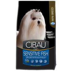 Farmina MO SP CIBAU dog SENSITIVE Fish MINI 2,5 kg