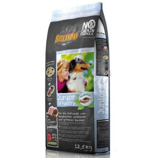 BELCANDO Junior Grain Free 12,5kg