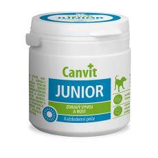 Canvit junior - tablety pre zdravý vývoj a rast šteniat 100g