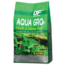 Pôdny substrát OF Aqua Gro Plants Shrimp & Soil 8 L