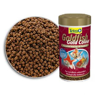 Tetra Goldfisch Gold Colour 250ml