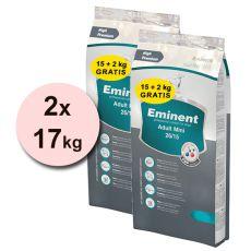 EMINENT Adult Mini - 2 x 17 kg