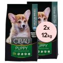 Farmina MO SP CIBAU dog PUPPY MEDIUM 2 x 12 kg