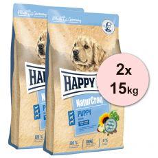 Happy Dog NaturCroq Puppy 2 x 15 kg