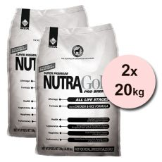 NUTRA GOLD Breeders Bag 2 x 20 kg
