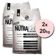NUTRA GOLD Breeders Bag 2 x 20 kg