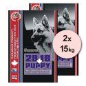 Granule pre šteňatá SAURUS 28 Puppy Chicken - 2 x 15 kg