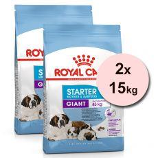 Royal Canin Giant Starter Mother&Babydog 2 x 15 kg