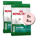 ROYAL CANIN MINI JUNIOR 2 x 8 kg