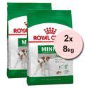 ROYAL CANIN Mini Adult granule pre dospelé malé psy 2 x 8 kg