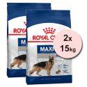 ROYAL CANIN Maxi Adult granule pre dospelé veľké psy 2 x 15 kg