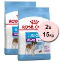 Royal Canin Giant Junior granule pre obrovské šteňatá 2 x 15 kg