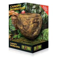 EXO TERRA Canopy Worm Dish - závesné krmítko