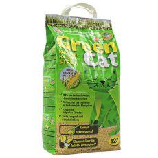Podstielka pre mačku Green Cat 12L