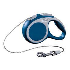 Flexi Vario XS vodítko do 8kg, 3m lanko - modré