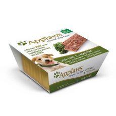 Applaws Paté Dog - paštéta pre psov s jahňacím mäsom a zeleninou, 150g
