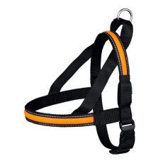 Postroj pre psy reflexný, svietiaci a blikajúci - L - XL / 70 - 85 cm