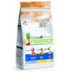 Trainer Fitnes3 Adult MINI - ryba a kukurica 7,5kg