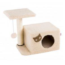 Škrabadlo pre mačky MIAU 3 - 47 x 31 x 45 cm