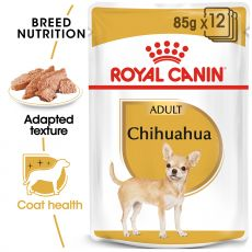 ROYAL CANIN Chihuahua Loaf kapsička s paštétou pre čivavu 85 g