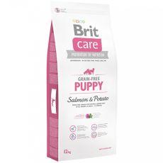 Brit Care Grain-free Puppy Salmon & Potato 12kg