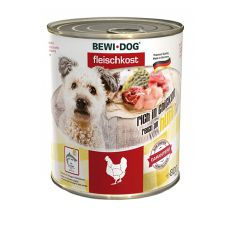 New BEWI DOG konzerva – Chicken, 800g