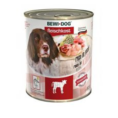 New BEWI DOG konzerva – Teľacie, 800g
