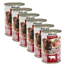 New BEWI DOG konzerva – Hovädzie držky - 6 x 400g