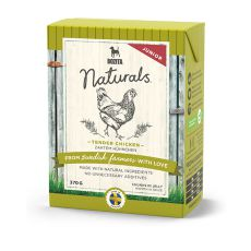 Bozita Naturals TPack BIG Tender Chicken Junior 370g